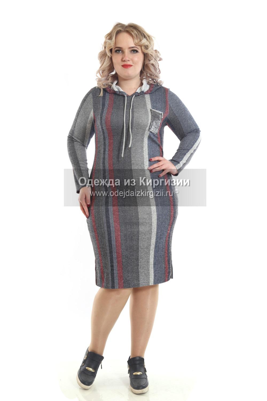 Платье BRV-Капюшон-01